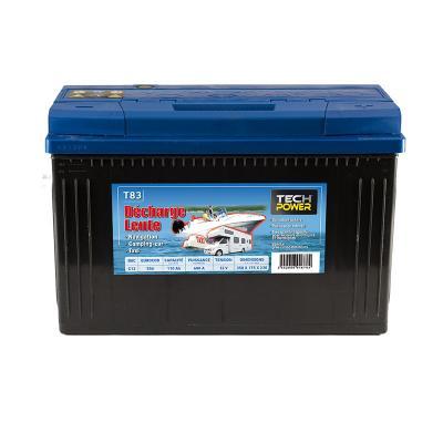 Batterie decharge lente 1