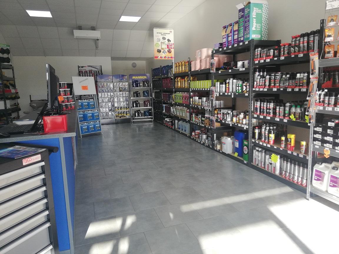 Votre magasin libre service