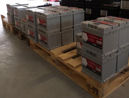 Batteries FIAMM garanties 3 ans