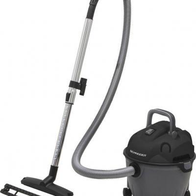 Aspirateur eaux et poussières 10L