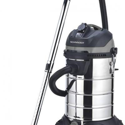 Aspirateur eaux et poussières 30L