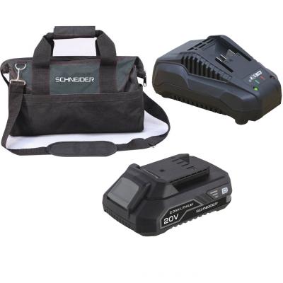 Pack batterie Li-ion 2Ah
