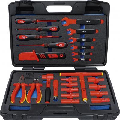 Caisse à outils pour hybrides et électriques