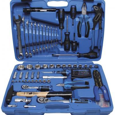 Caisse à outils 117 pièces