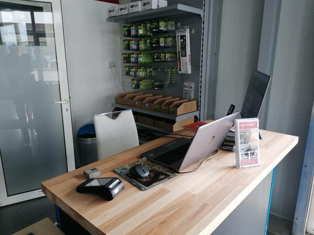 Comptoir magasin pole energie pamiers