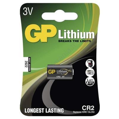 Pile GP Lithium CR2