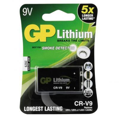 Piles GP Lithium 9V