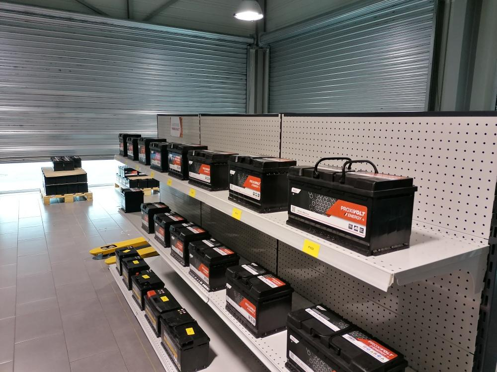 Magasin pole energie pamiers zone proxivolt