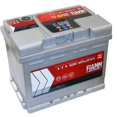 Batterie TITANIUM PRO