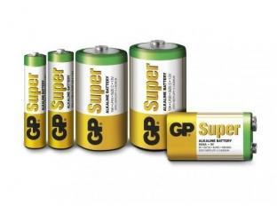 Piles alcaline GP Super