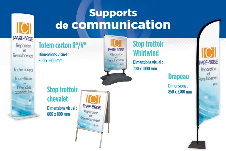Support communication