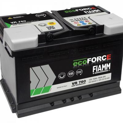Batterie ECO FORCE AGM